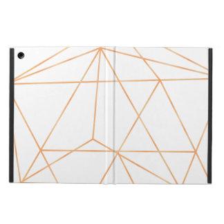 Pure Geometry iPad Air Case