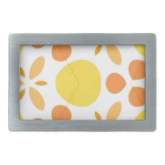 Pure Happiness Yellow Retro Style Pillow Belt Buckle
