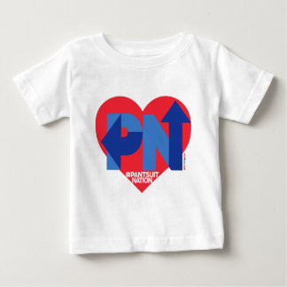 Pure Heart of a Pansuit Nation Baby T-Shirt