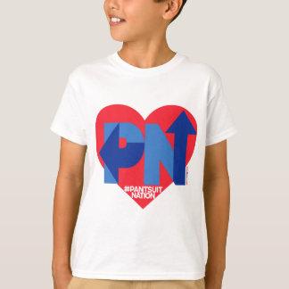 Pure Heart of a Pansuit Nation T-Shirt