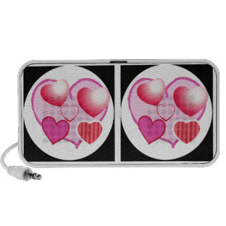Pure Hearts : SweetHearts by Naveen Portable Speakers