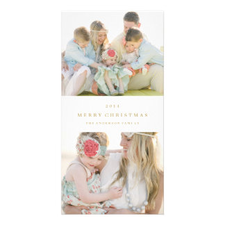 Pure Holiday Photo Cards