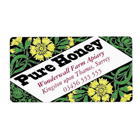 Pure Honey Yellow Flowers