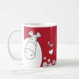 Pure Impossimals® - Romantic Red Coffee Mug