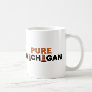 Pure Michigan: Road Construction Coffee Mug
