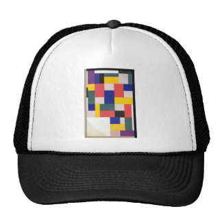 Pure painting by Theo van Doesburg Cap