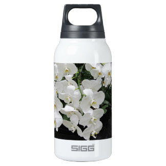 Pure prefection White flowers, 0.3 Litre Insulated SIGG Thermos Water Bottle