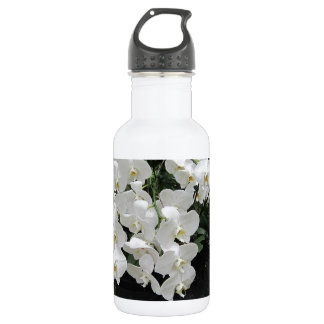 Pure prefection White flowers, 532 Ml Water Bottle