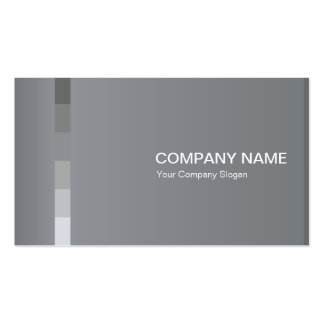Pure Pro No19 Dynamic Grey Business Card