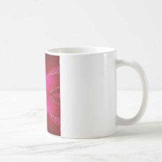 Pure Rose Petal Art - Blood Red n PinkRose Coffee Mug