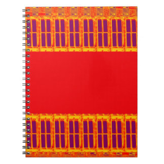 Pure Saffron Durga Religious Hindu Hinduism Pundit Notebooks