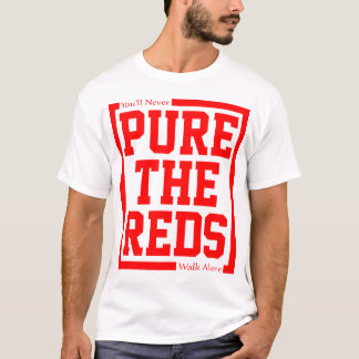 Pure The Reds White T-Shirt