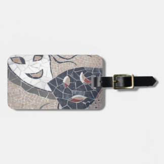 Pure theater luggage tag