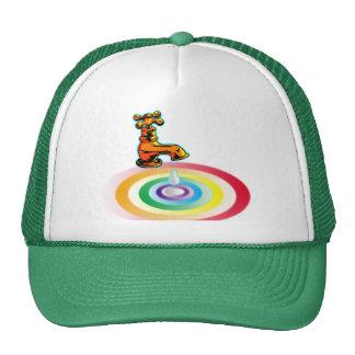 Pure Water Trucker Hats
