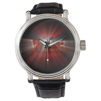 Pure Welsh Passion Wrist Watch