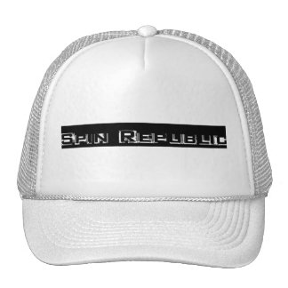 Pure White Truckers Hat