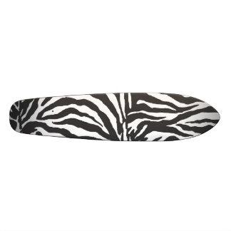 Pure Zebra 21.6 Cm Skateboard Deck