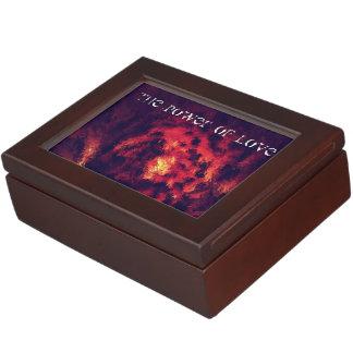 Purify, the power of love of the SAVIOR Keepsake Box