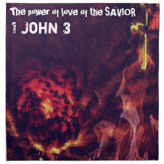 Purify, the power of love of the SAVIOR Napkin