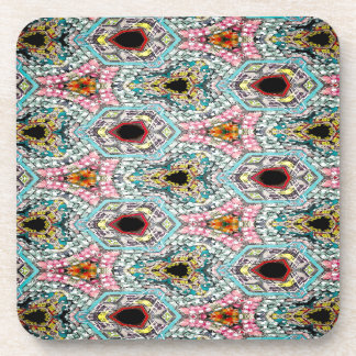 Purifying Abstinence Pattern 2 Coaster