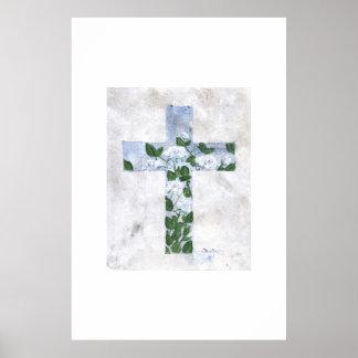 """Purity Cross"" Poster"