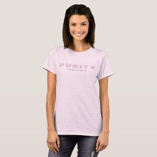 PURITY - PSALM 119:9 (Pale Pastel) T-Shirt