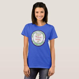 PURITY UNIVERSITY (ROYAL BLUE) T-Shirt