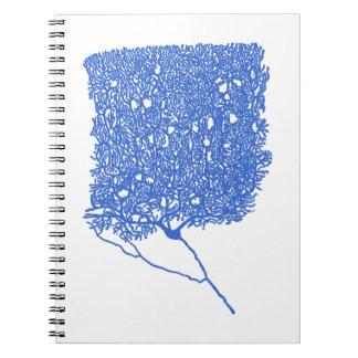 Purkinje Cell Spiral Notebooks