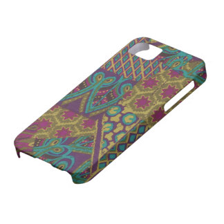 Purple Abstract Case-Mate iPhone 5 iPhone 5 Cases