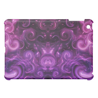 purple abstract cover for the iPad mini