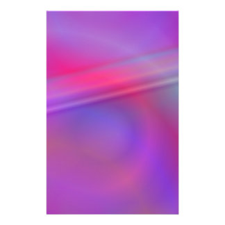 Purple abstract design 14 cm x 21.5 cm flyer