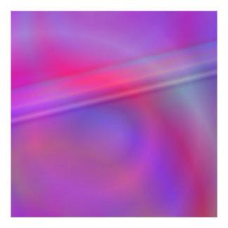 Purple abstract design photo