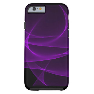 PURPLE ABYSS iPHONE 6 BARELY THERE Tough iPhone 6 Case