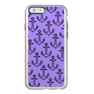 Purple Anchor Incipio Feather® Shine iPhone 6 Case