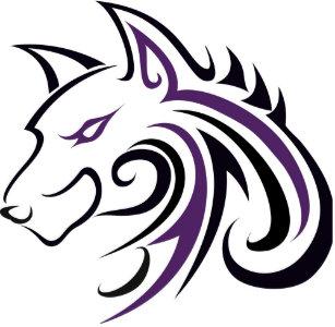 Purple Wolf Accessories | Zazzle com au