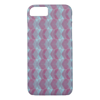 Purple and Blue iPhone 7 Case