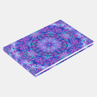 Purple And Blue Kaleidoscope    Guestbook