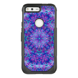 Purple And Blue Kaleidoscope    Otterbox Cases
