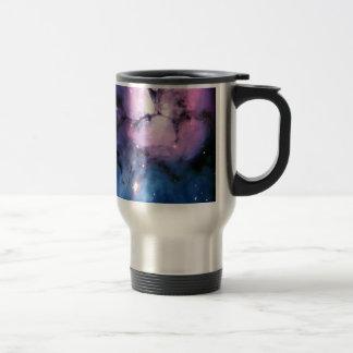 Purple and Blue Nebula Mug
