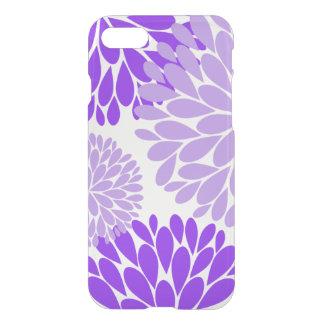 Purple and Lavender Dahlias iPhone 8/7 Case