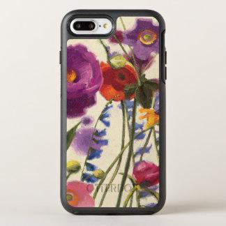 Purple and Orange Poppy Melody OtterBox Symmetry iPhone 8 Plus/7 Plus Case