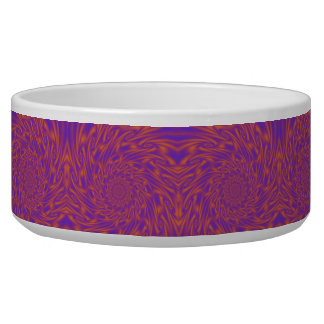 Purple and Orange Vortex