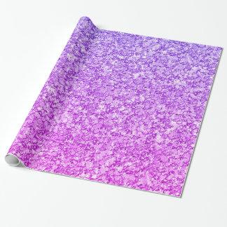 Purple And Pink Glitter Pattern