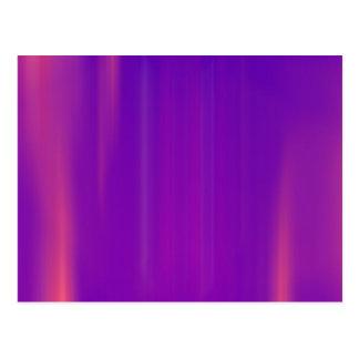 Purple and Pink Motion Blur: Postcard