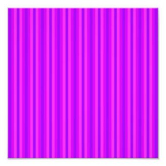 Purple and Pink Stripey Hippie Pattern Photo