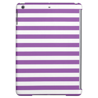 Purple and White Stripe Pattern