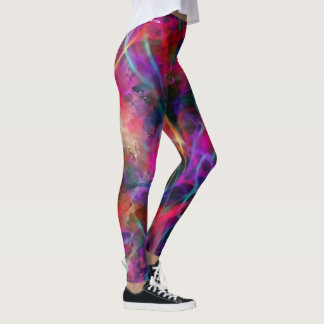 Purple Angel Leggings