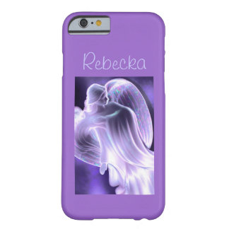 Purple Angel Phone Case