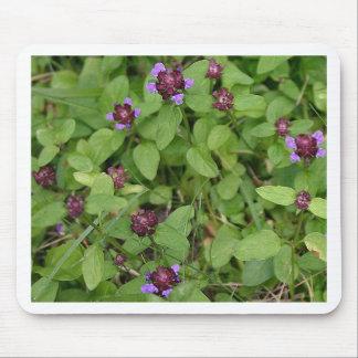 Purple Archangel Wildflower Mouse Pad