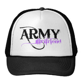 Purple Army Girlfriend Cap